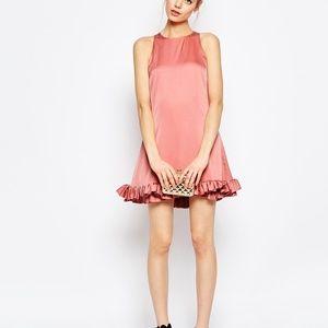 ASOS Pink Party Dress